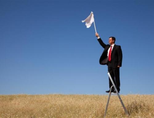 The Last PBX Guys Wave The White Flag!